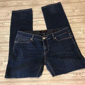 Women's Seven Straight Jeans Sz 12